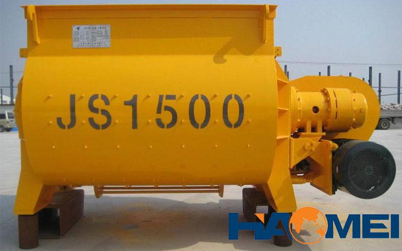 cement mixer js750 concrete mixer
